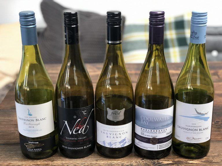 Supermarket wine review – New Zealand Sauvignon Blanc