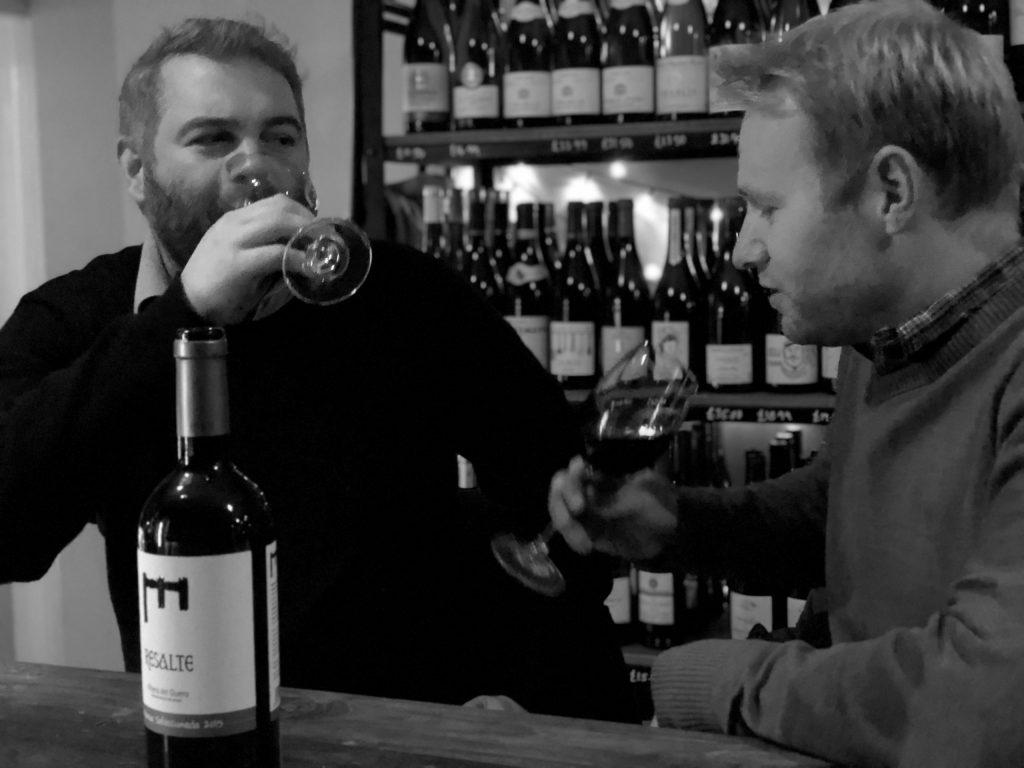 winehack wine delivery UK In Vino Veritas Walthamstow