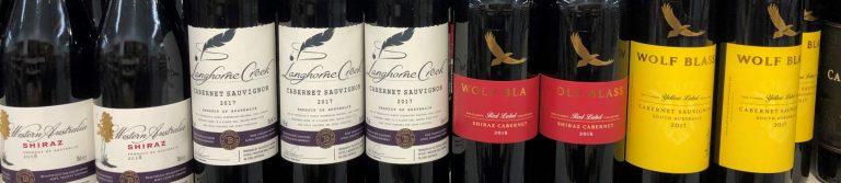 Supermarket wine review – Australian Cabernet Sauvignon