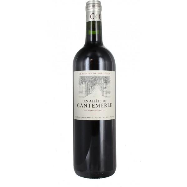 2014 Les Allées de Cantemerle, 2nd Wine of Château Cantemerle, Haut-Médoc, France