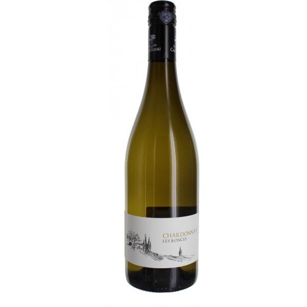 2018 Domaine de Castelnau, 'Les Ronces; Chardonnay, IGP Pays d'Oc, France