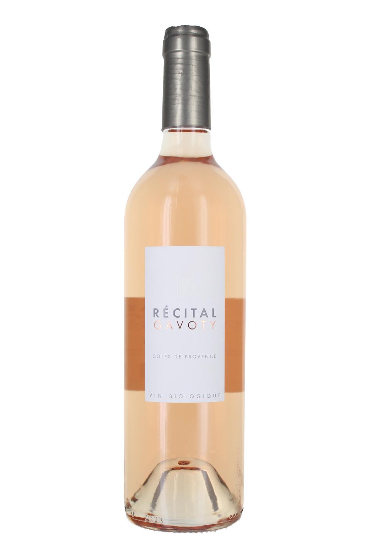 2020 Recital Rosé, Domaine Gavoty, Côtes de Provence, France