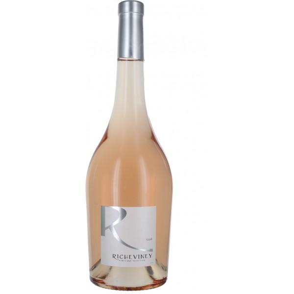 2018 Richeviney Rosé, 'Vineyard Selection' IGP Pays d'Oc, France