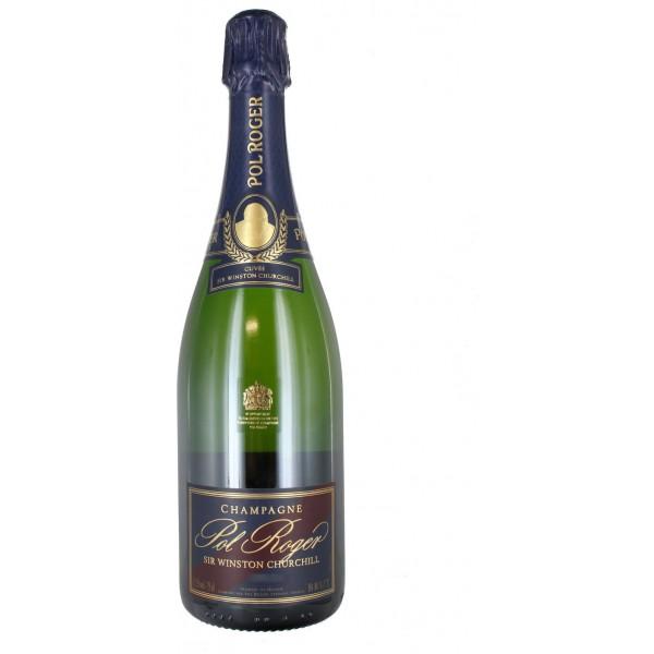 2009 Pol Roger 'Cuvée Sir Winston Churchill', Epernay, Champagne, France