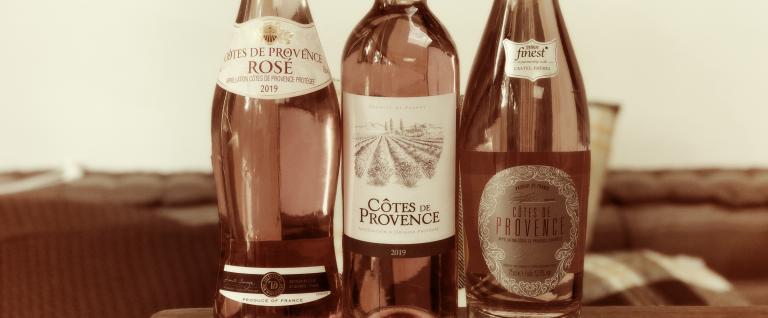 Supermarket wine review – Provence Rosé