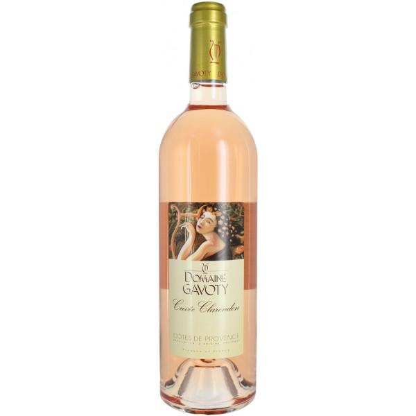 Domaine Gavoty, 'Cuvee Clarendon' Rosé, Côtes de Provence, France