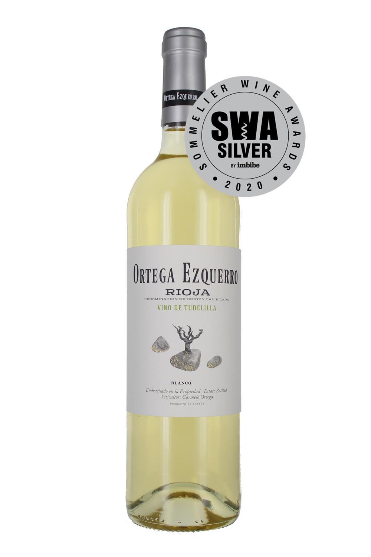 2018 Bodegas Ortega Ezquerro Blanco, Tudelilla, Rioja, Spain