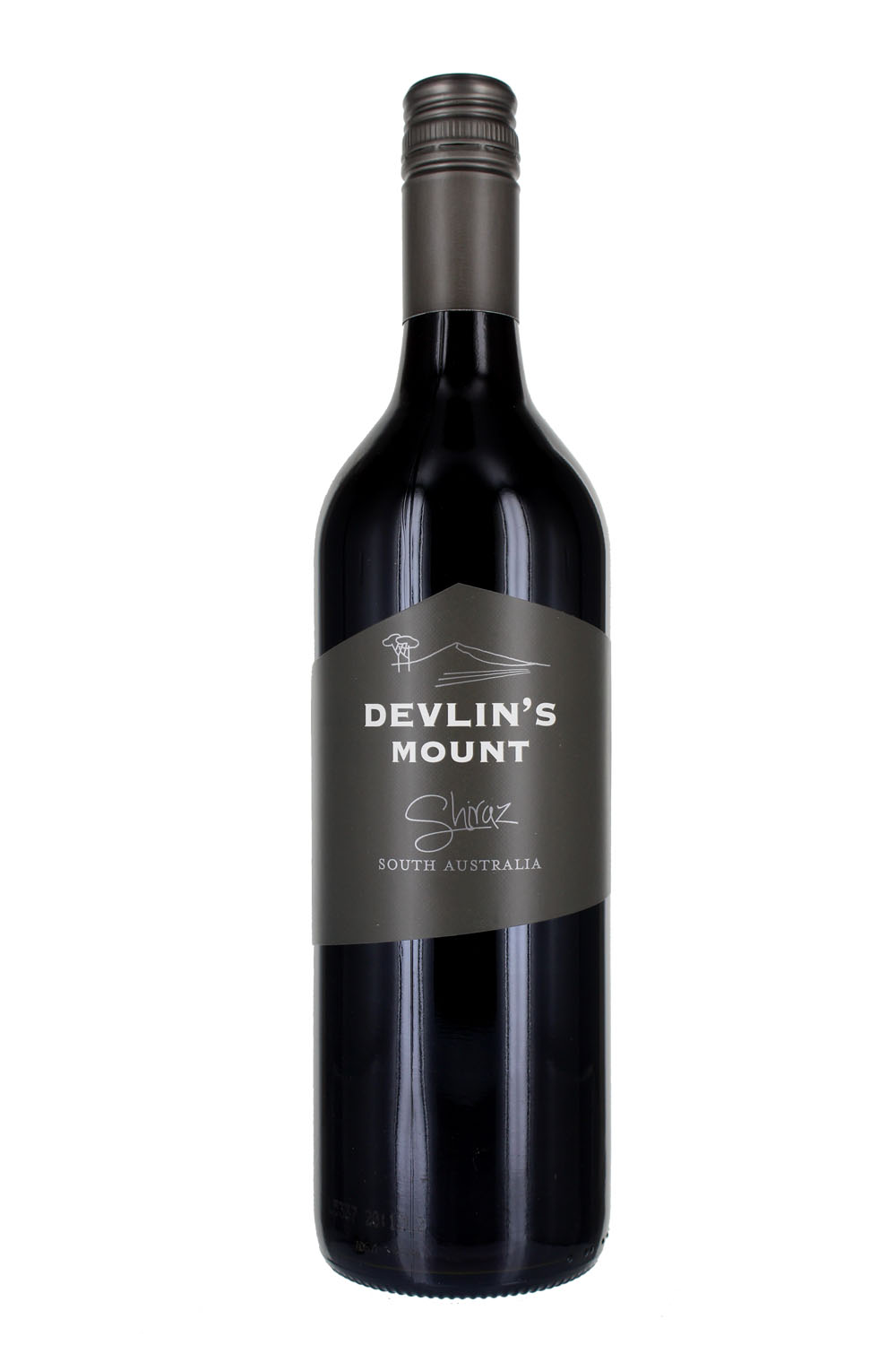 Devlin's Mount Shiraz, South Australia, Australia 2017