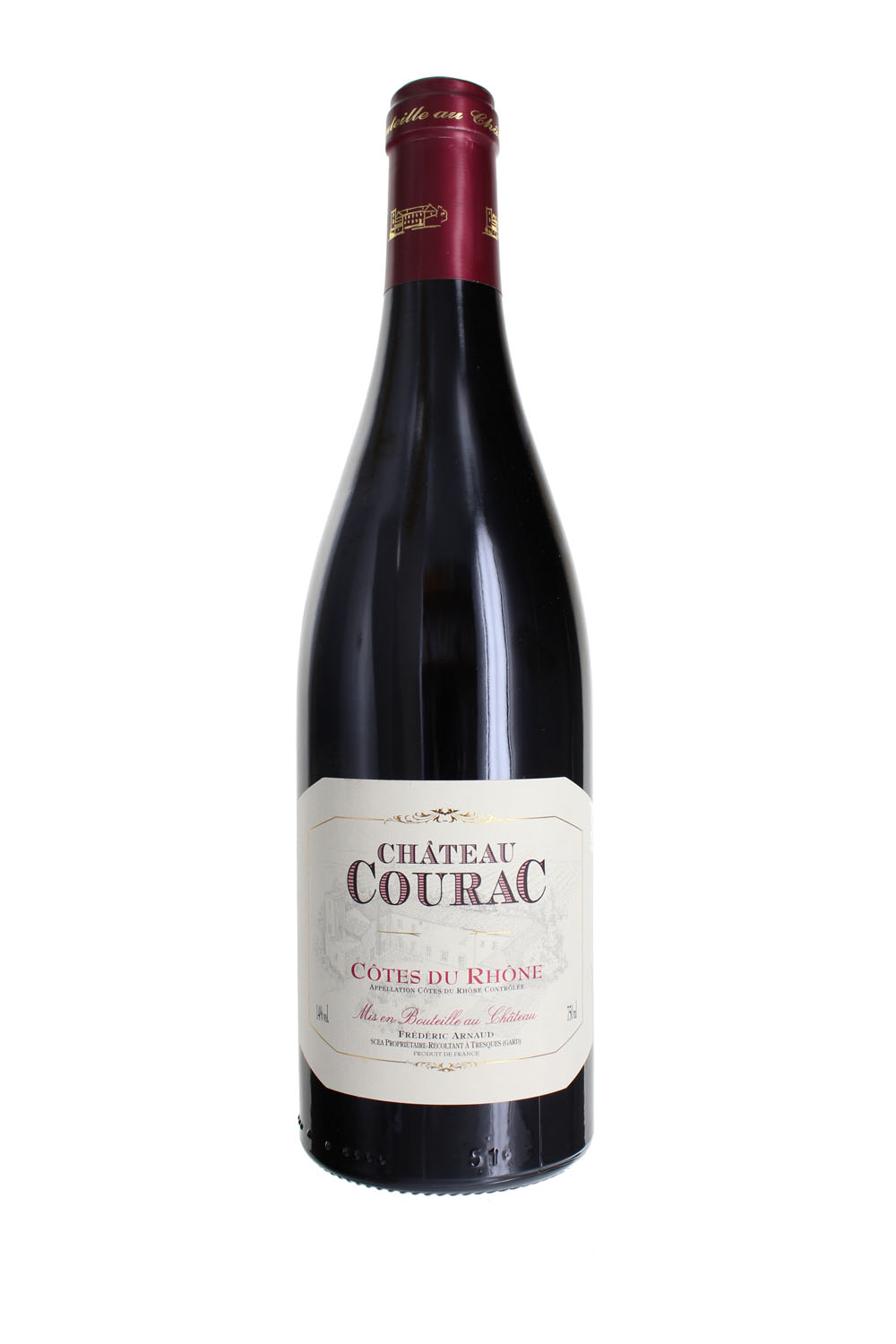 Chateau Courac, Cotes du Rhone, France, 2016