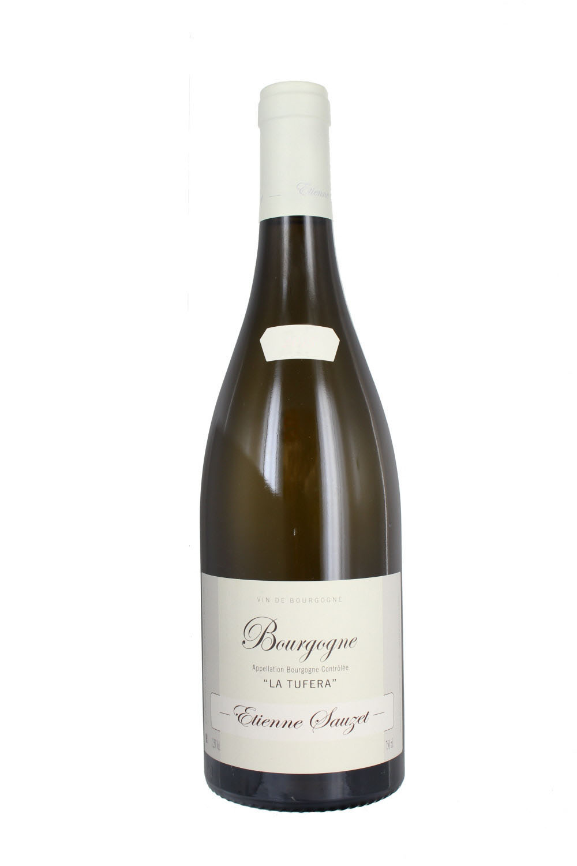 Bourgogne Blanc, 'La Tufera', Domaine Etienne Sauzet, Burgundy, France, 2018