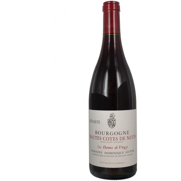 Hautes Côtes de Nuits, Domaine Guyon, Pinot Noir