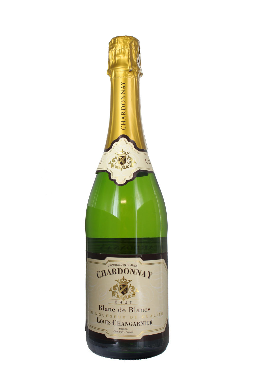 N.V. Chardonnay Brut, Louis Changarnier, La Compagnie Vins d'Autrefois