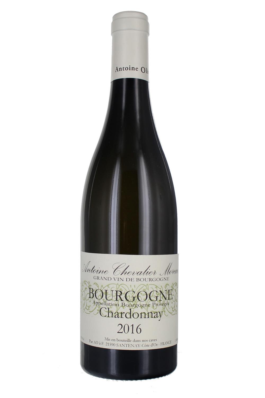 Bourgogne Chardonnay, Antoine Chevalier Moreau, Santenay, Burgundy, France 2016