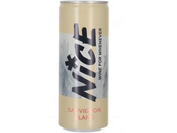 NICE, Sauvignon Blanc, 250ml Cans, 12 pack