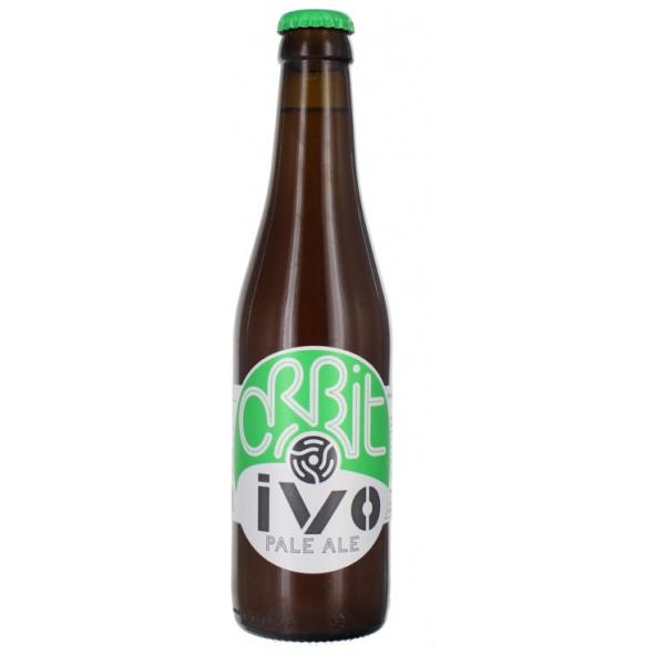 Orbit beer, Ivo Pale Ale craft beer