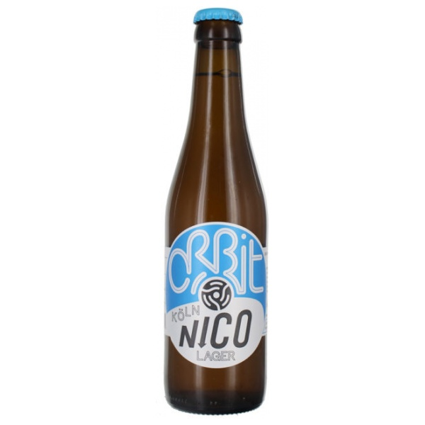 Orbit Beer Nico Lager