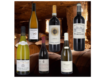 Tier 3 Mixed Case of 6 wines, Maximise your lockdown experience