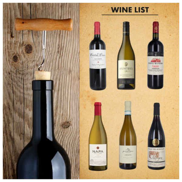 Order a mixed case of wine online wine shop