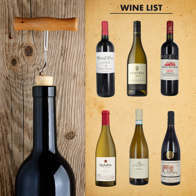Tier 2 Mixed Case of 6 Higher Level Wines