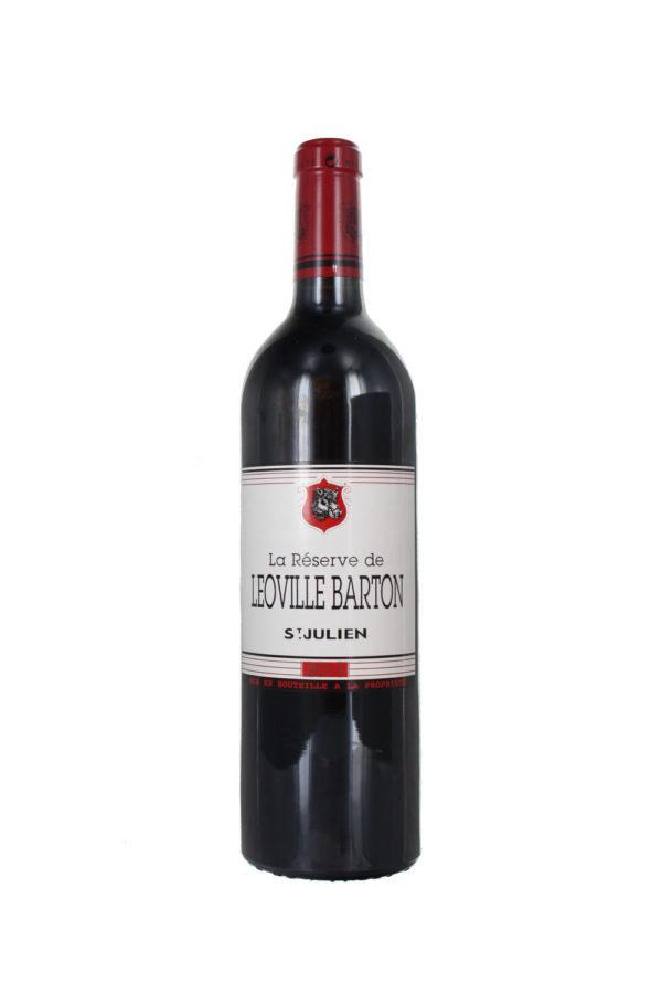 La Reserve de Leoville Barton, St. Julien, 2nd Wine of Chateau Leoville Barton, 2013