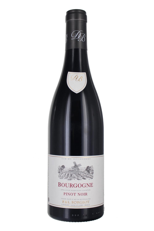 Bourgogne Rouge, Domaine Borgeot, France, 2018