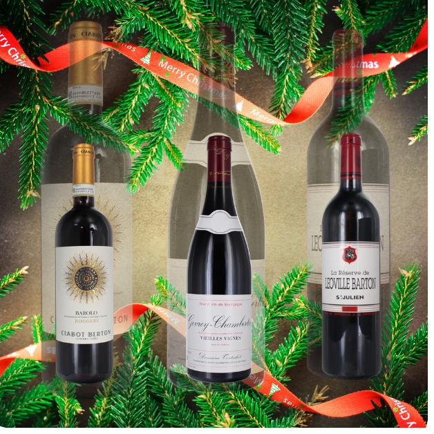 Christmas Crackers wine